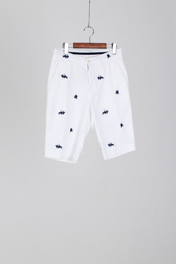 Polo Ralphlauren 1/2 Cotton Pants