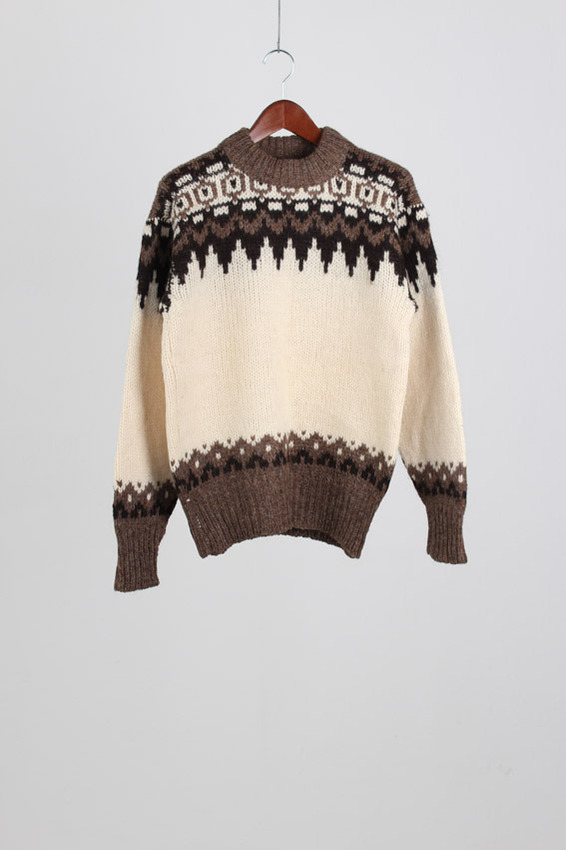 Snadeldan Wool Knit