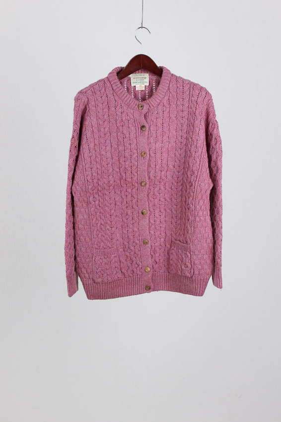 Cladyknit An Irish Heritage of Ancient Traditional Stitches (Women L)
