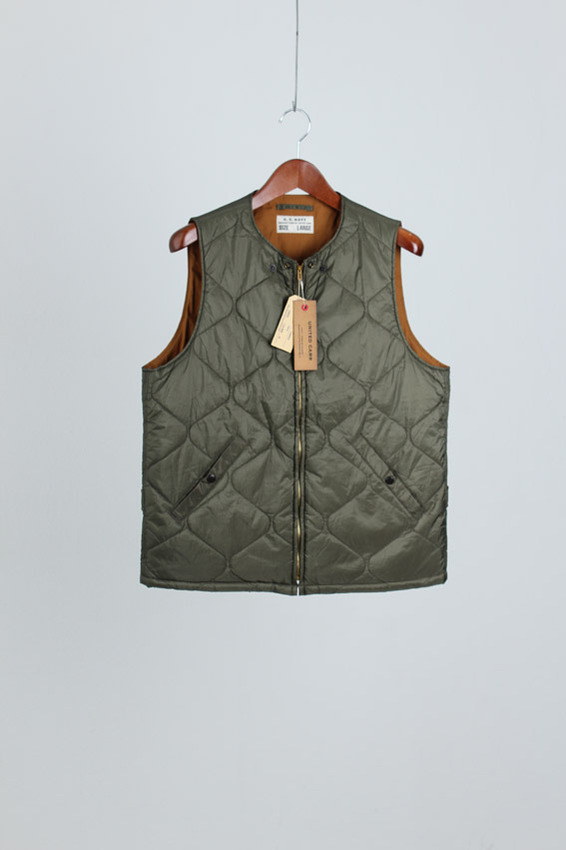 United Carr by Buzz Rickson Vest (new)