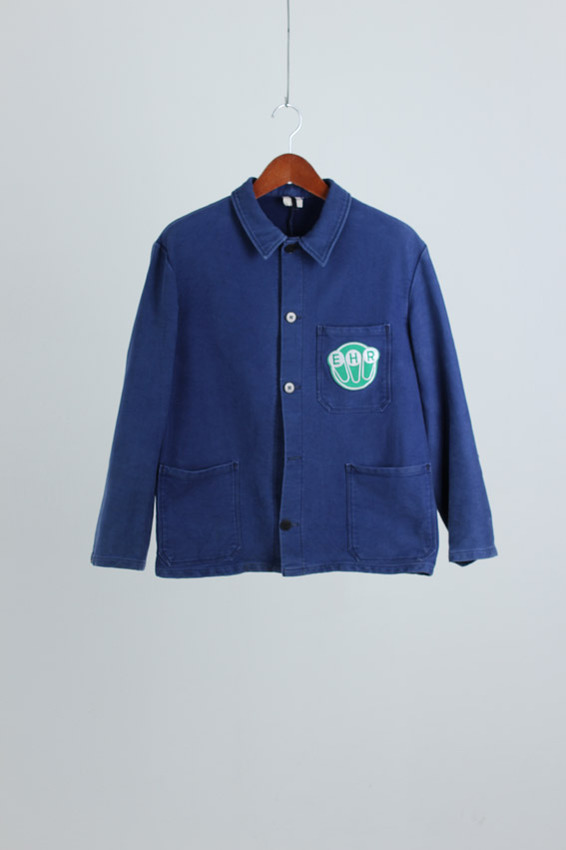 French Molskin Work Jacket
