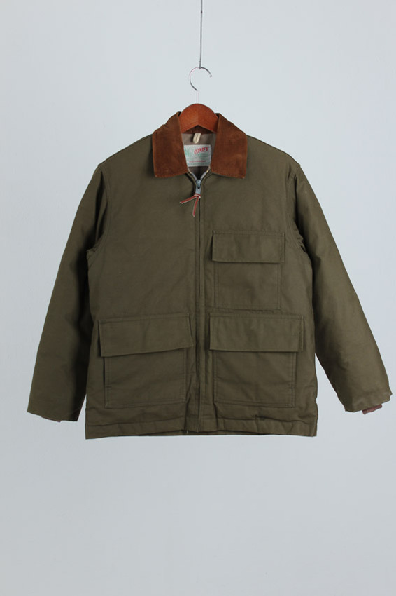 50's Dead Stock Down Hunting Jacket