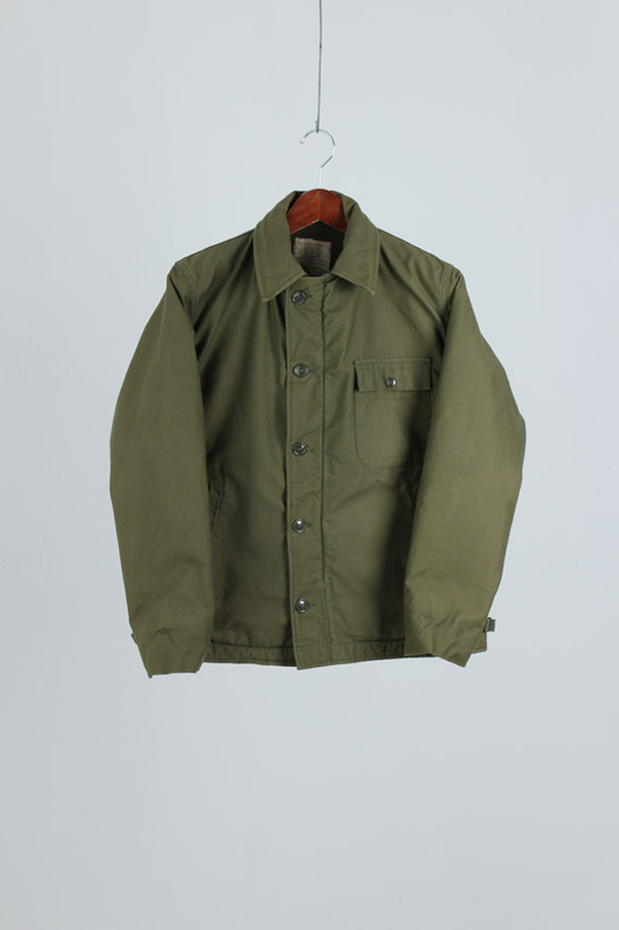 A2-Deck Cold Weather Jacket (M)