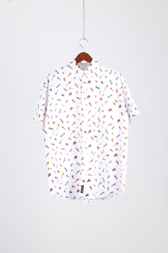 Columbia Cotton Shirt