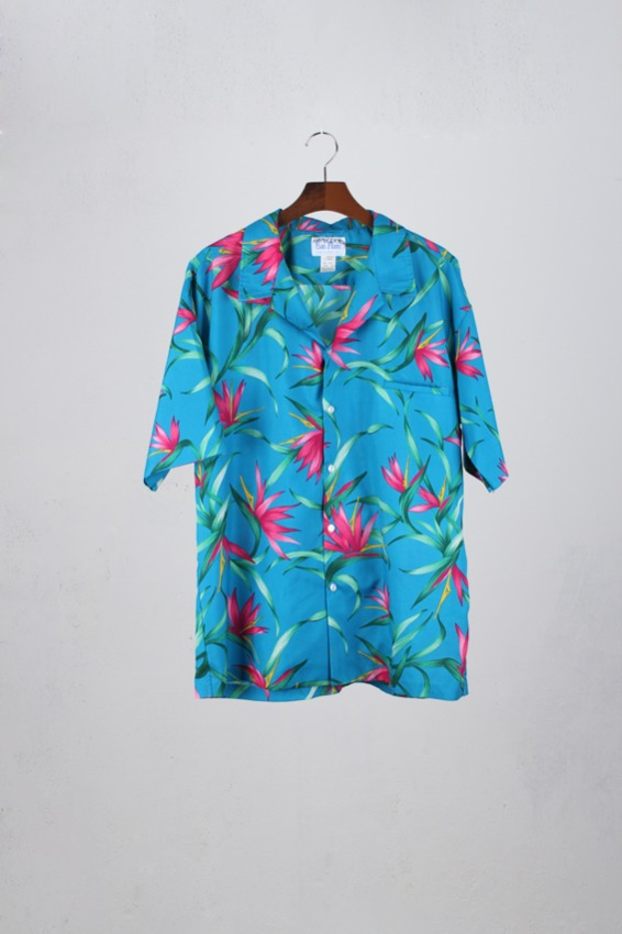 70s Rai Hani Hawaiian shirt (3XL)