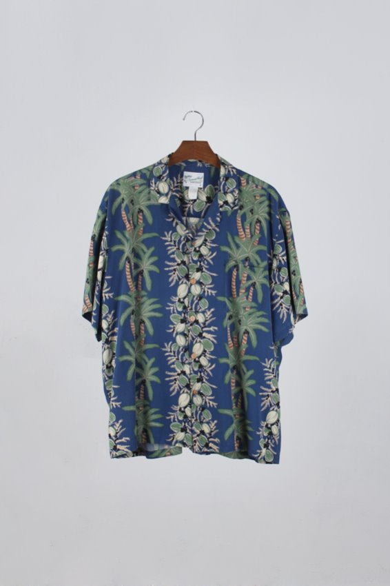 60s Diamondhead Hawaiian shirt (XL)
