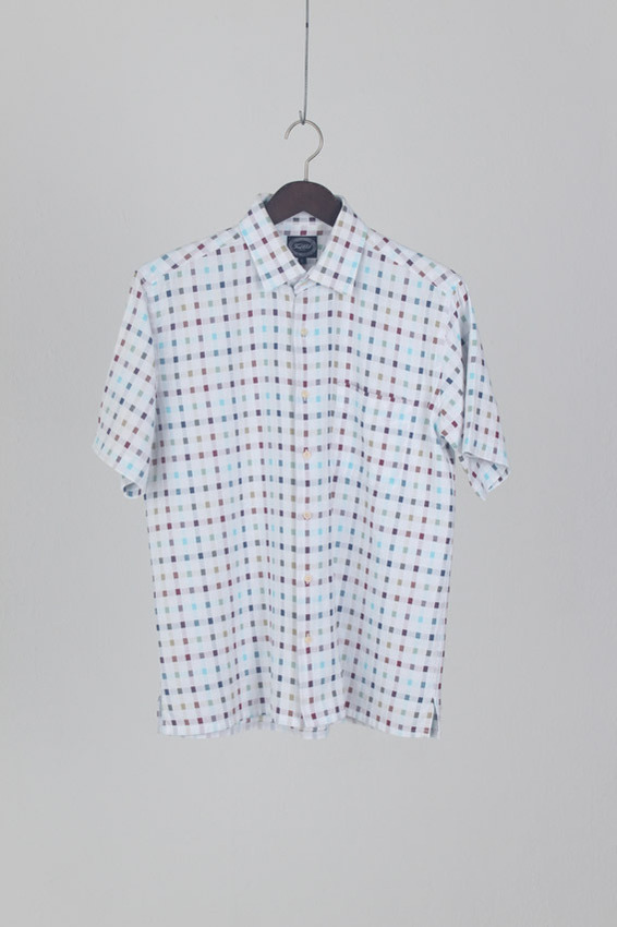 Frad Club 1/2 Check Shirt
