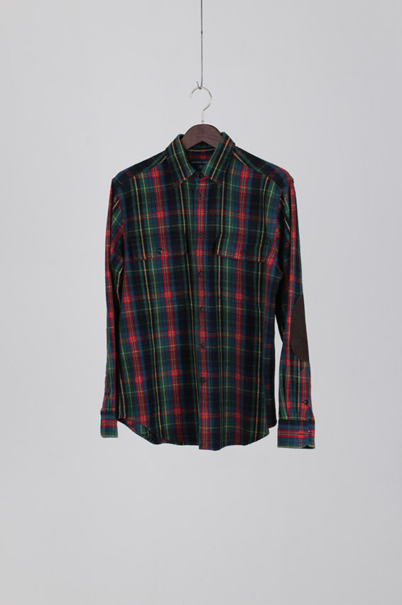 Polo Ralphlauren Flannel Check Shirt