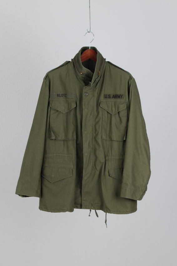 2nd M-65 Field Jacket (M-R)
