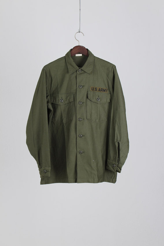 OG-107 Fatigue Shirt DeadStock(15 1/2 * 33)