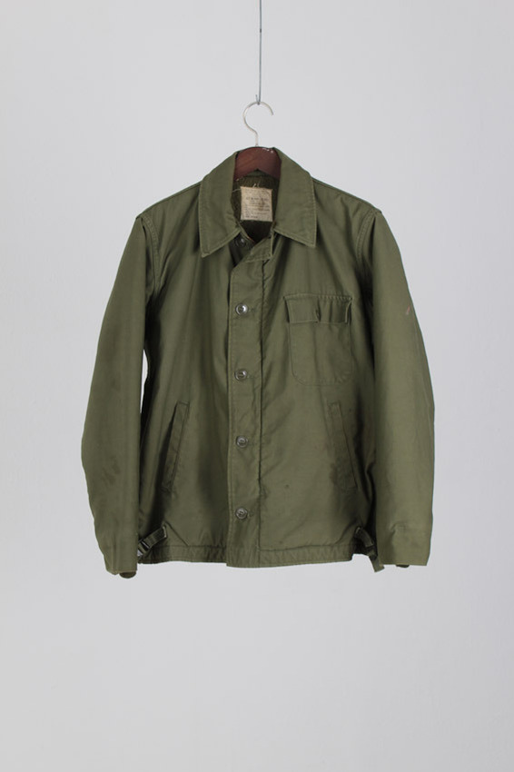 A-2 Deck Jacket (Medium)