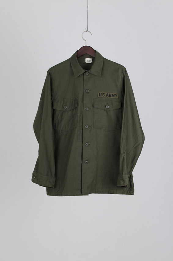 OG-107 Fatigue Shirt (15 1/2 * 33)