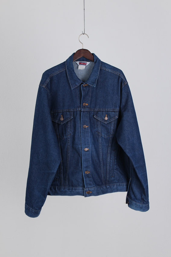 60 's BIGMAC Denim Work Jacket by J.C Penny