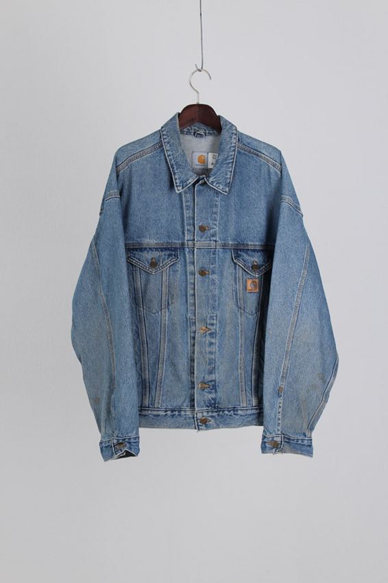 60's Carhartt Workers Denim Jacket