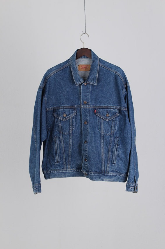 Levi's 70507-0218 Denim Jacket