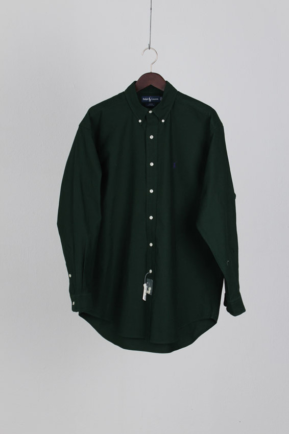 Ralph Lauren Cotton Shirt (L)