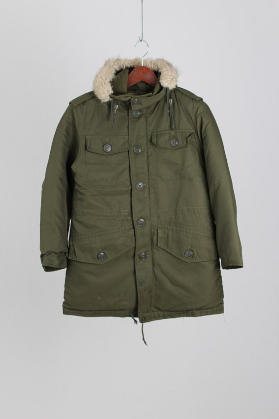 Canada Cold Weather Parka (S)