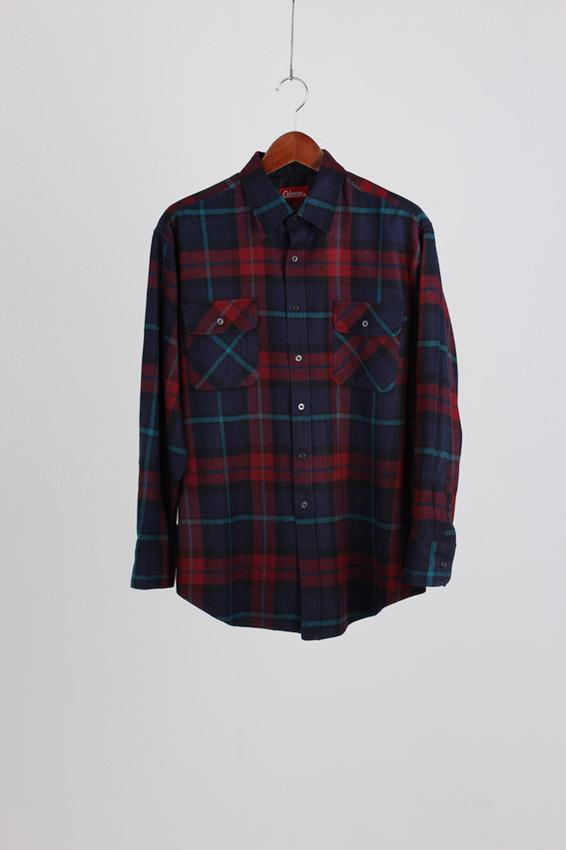 Coleman Check Shirt (L)