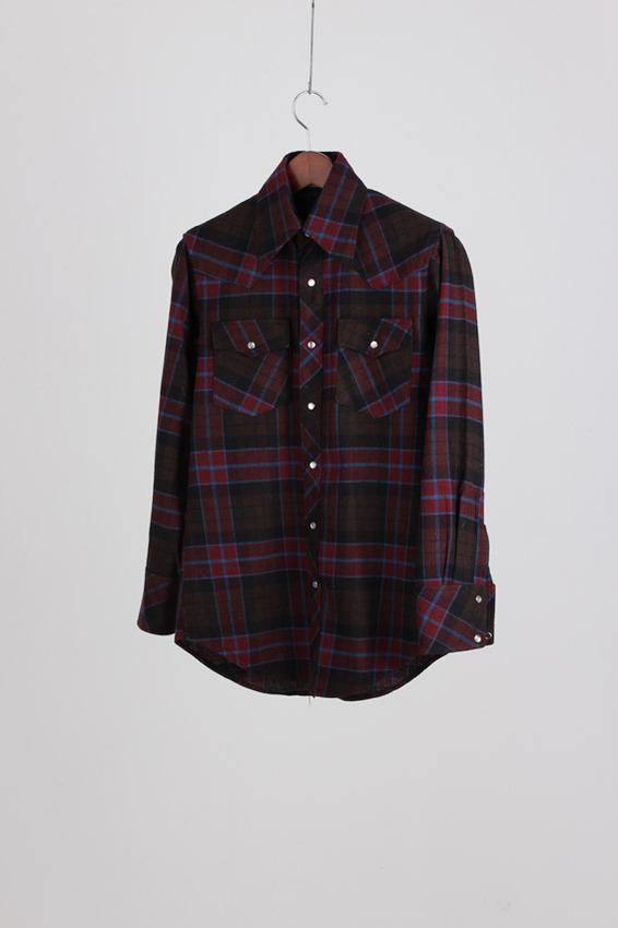 60's Grandma Western Shirt