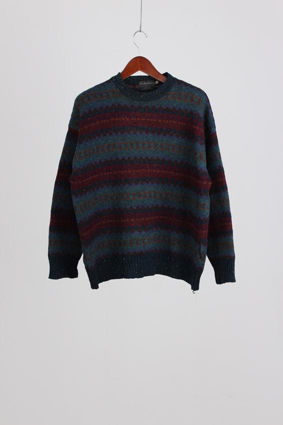 Burberrys Wool Sweater (XL)