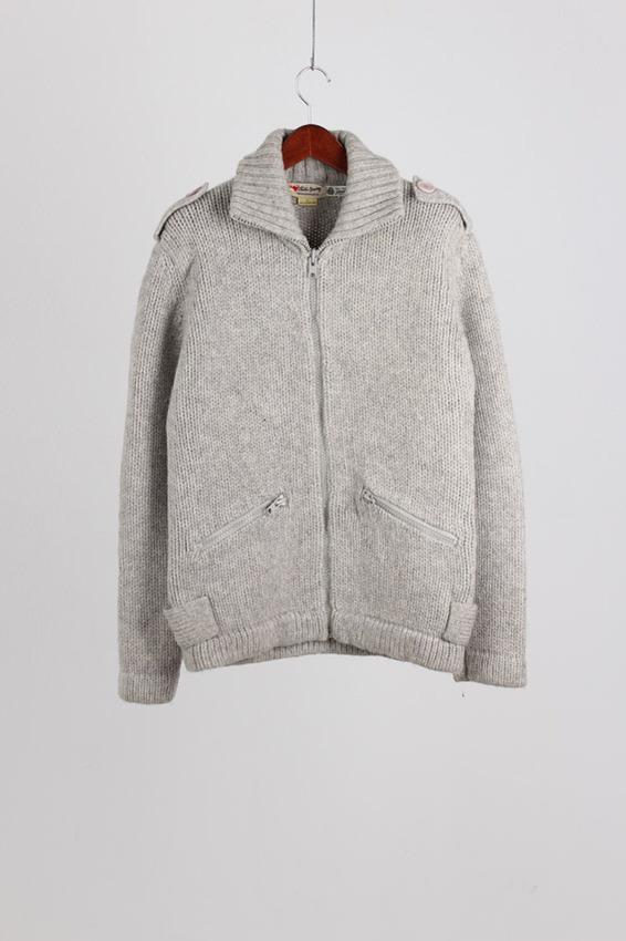 Field Stream Heavy Wool Zip-up (L)