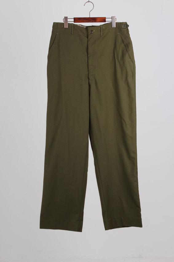 M-1951 Field Wool Trousers (M-L)