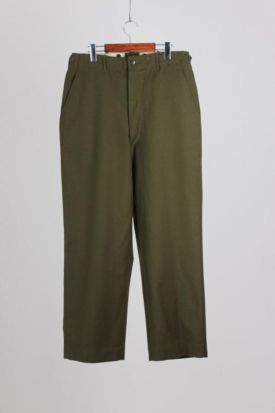 M-1951 Field Wool Trousers (M-R)
