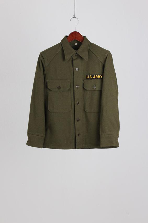 50's OG-108 Wool Shirt (M)