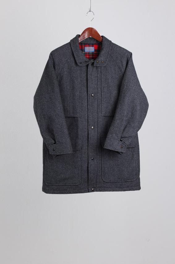 Pendleton Wool Coat (S)