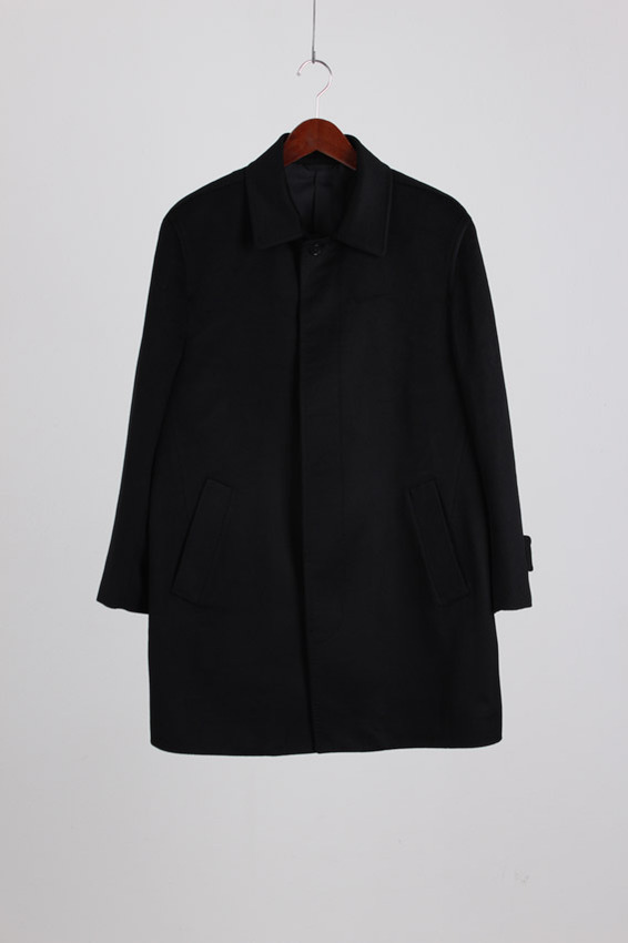 Basic Gear Cashmere Mac Coat (LL)