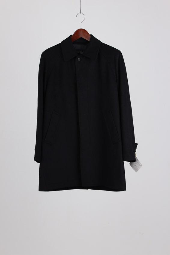 Farago Balmacaan Cashmere Half Coat (M)