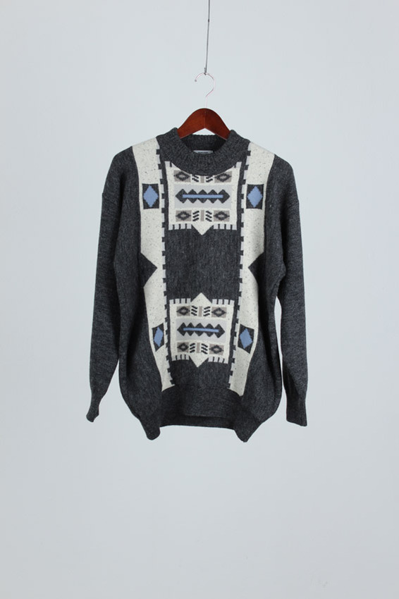 Jean-Louis Wool Knit (LL)
