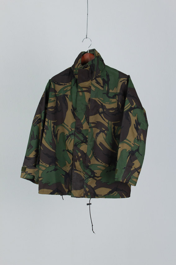 Netherland Military Gore Parka