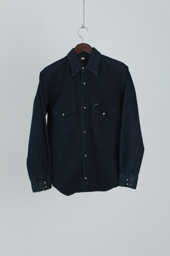 70's Lee Western Shirt  (S)