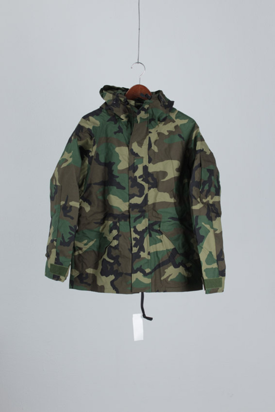 CAMOUFAGE GOER-TEX Jacket (M-S)