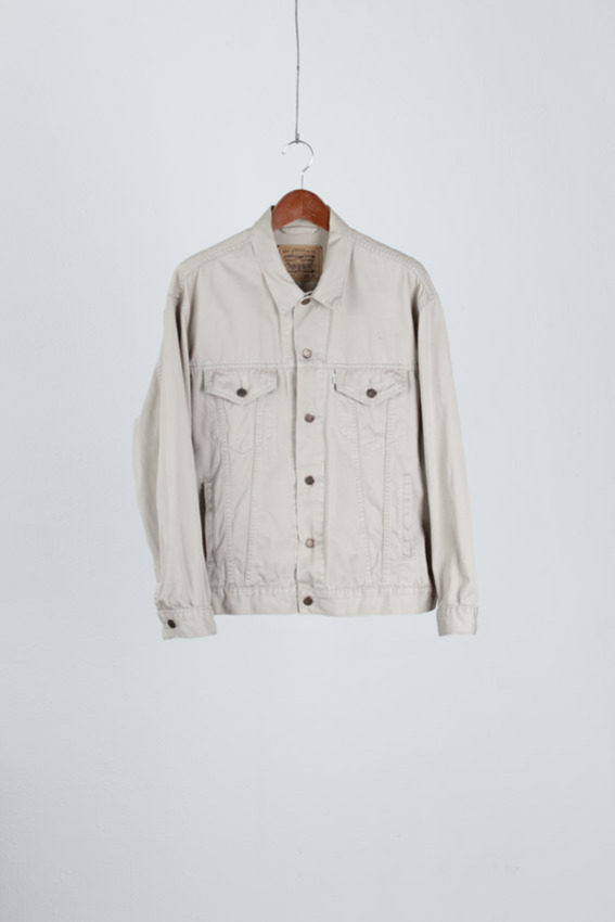 Levi's Withe-Tab 70503 Trucker Jacket (XL)