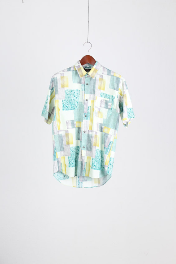 CHIC King Horks Aloha Shirt (L)