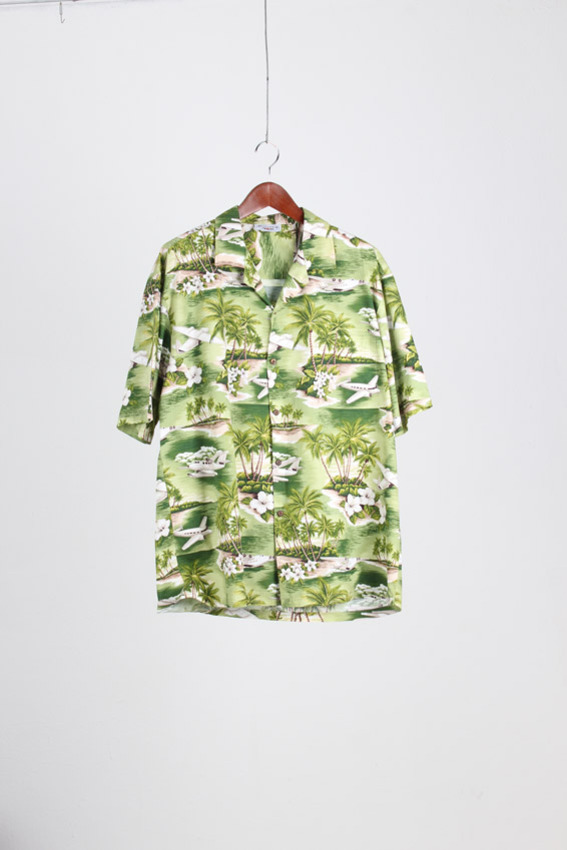 PACIFIC LEGEND Aloha Shirt (2XL)