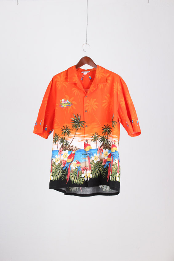 PACIFIC LEGEND Aloha Shirt (3XL)