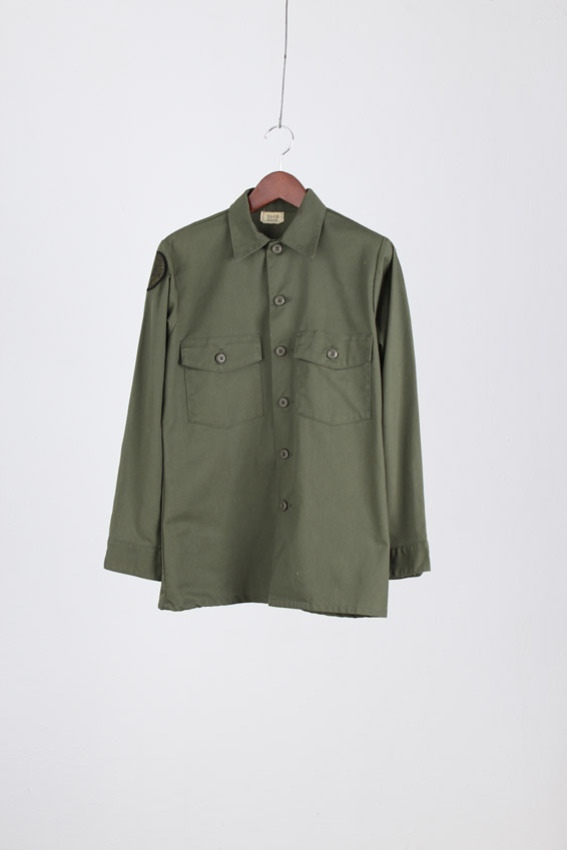 OG-507 Fatigue Shirt (15½X33)