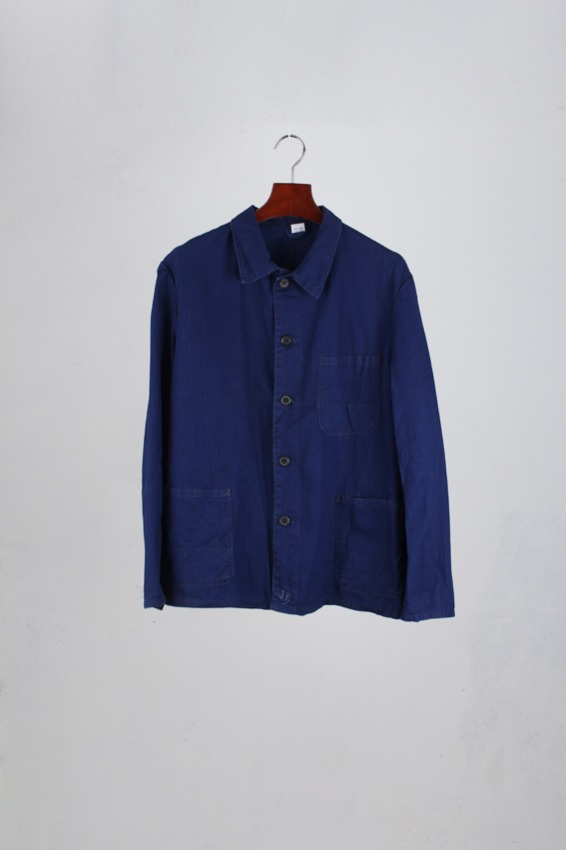 50s French HBT Work Jacket