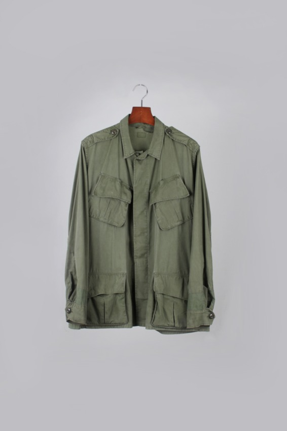 2nd Gen Jungle Fatigue Jacket (S-Long)