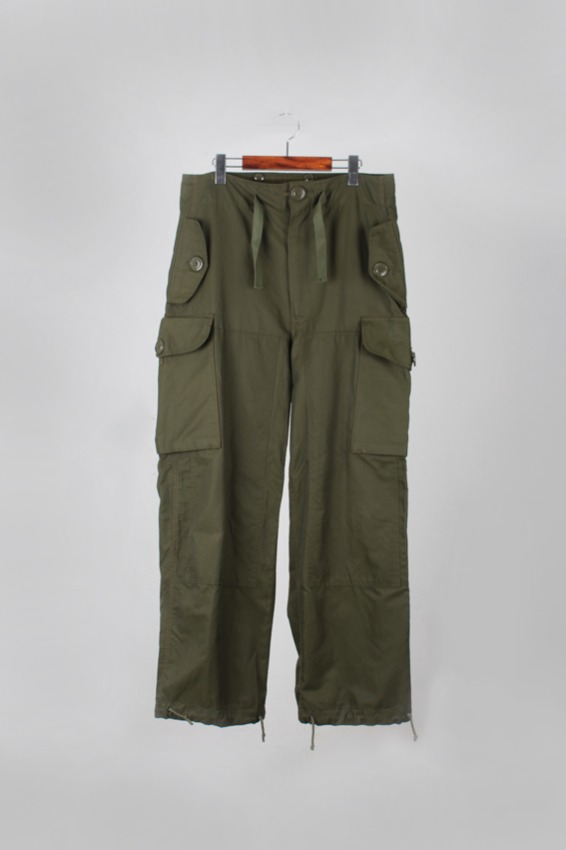 80s Canadian Army Shell Pants (S-R)