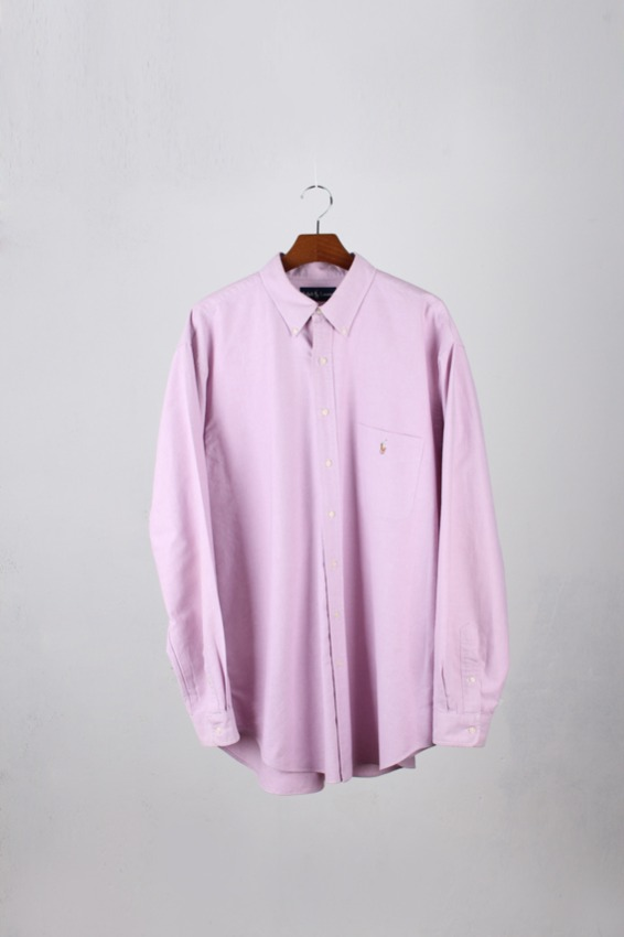 Ralph Lauren oxford shirt (XLT)