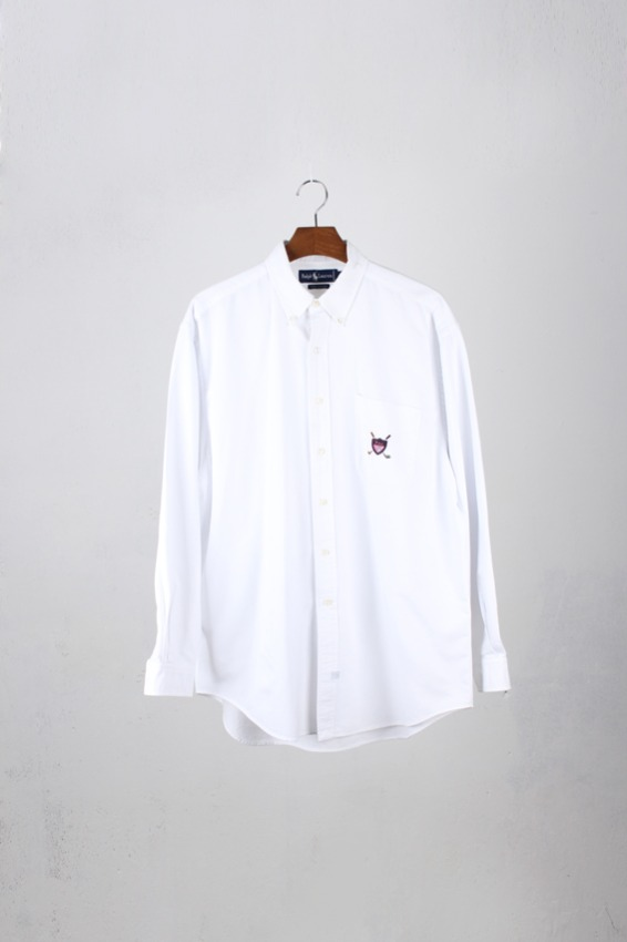 Ralph Lauren oxford shirt (M)