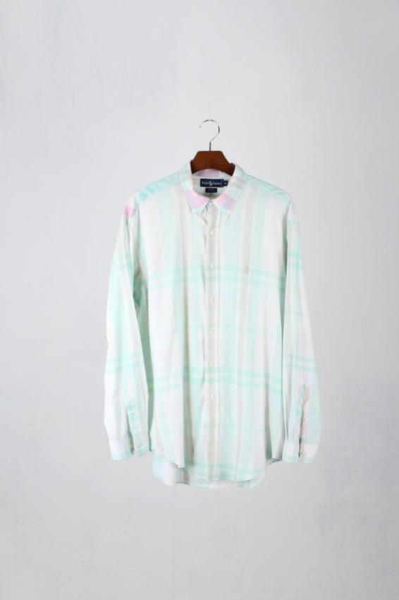 Ralph Lauren chambray shirt (XL)