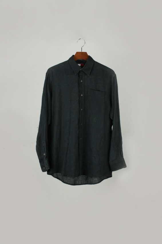 Tommy Hilfiger  Button Down Linen shirt (S)