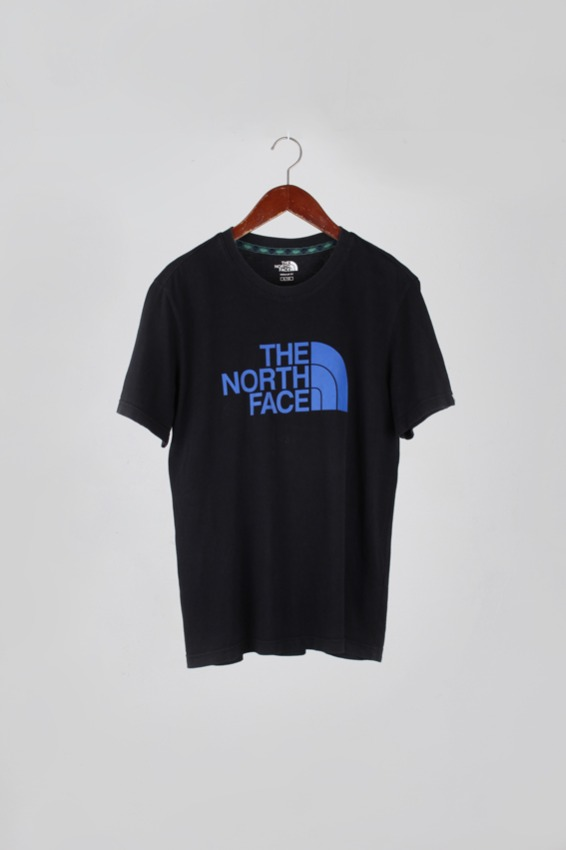 Vintage North face 1/2  T-shirt (XL)