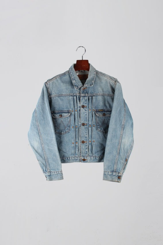 Wrangler 11MJ denim Jacket (M)
