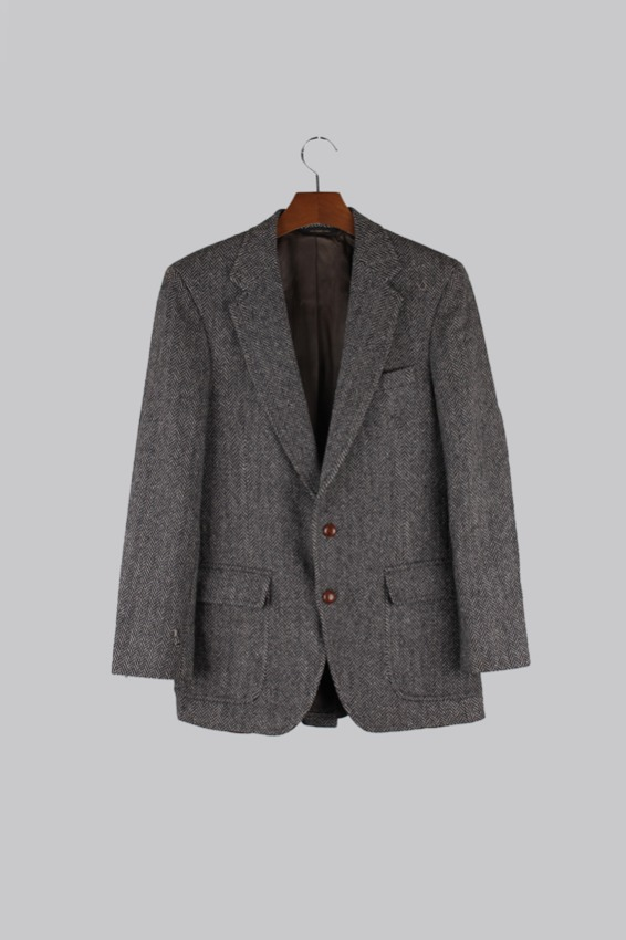 Nordstrom Tweed Wool Tweed Jacket
